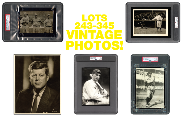 LOTs 243 -345 Vintage Photos!