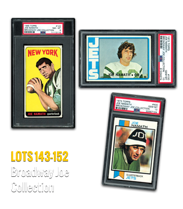 Broadway Joe Collection