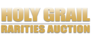 2018 Holy Grail Rarities Auction