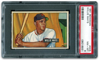 1961 Willie Mays