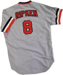 ed832296c96 Cal ripken Jr. Autographed Jersey