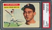 1956 Topps Luis Aparicio Rookie PSA 10