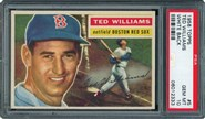 1956 Topps Ted WIlliams PSA 10