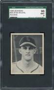 1948 Bowman #36 Stan Musial Rookie SGC 96
