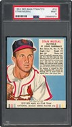 1952 Red Man #16 Stan Musial PSA 9