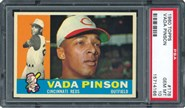 1960 Topps #176 Vada Pinson PSA 10