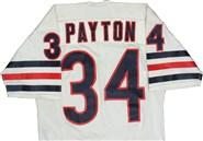 1975-78 Walter Payton Game Worn Road Jersey