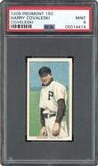 1909 T206 Harry Covaleski Piedmont PSA 9