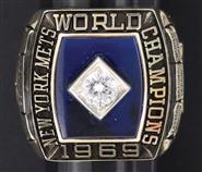 1969 NY Mets World Series Ring