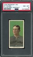 1909 T206 Cy Young Portrait PSA 8 NM-MT