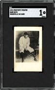 1921 Proctor Babe Ruth SGC 1