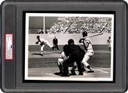 1963 Sandy Koufax Type 1 Photo