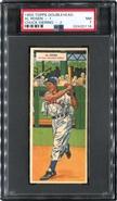 1955 Topps Doubleheader #1/2 Rosen/Diering PSA 7